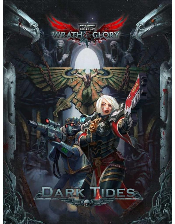 Warhammer wrath and glory dark Tides adventure