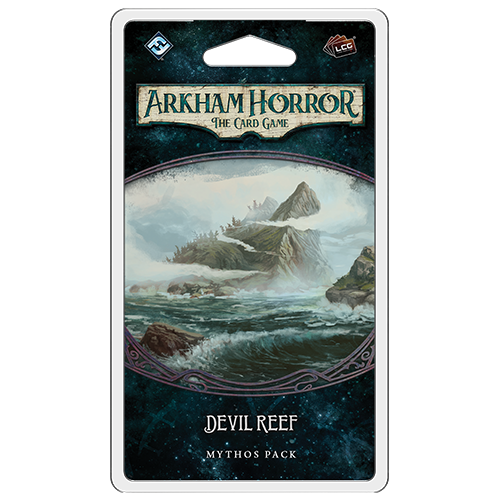 Devil Reef- Mythos Pack: Arkham Horror LCG