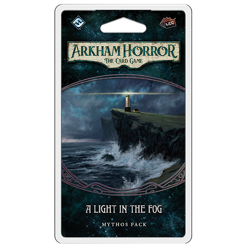 A Light in the Fog- Mythos Pack: Arkham Horror LCG Exp.