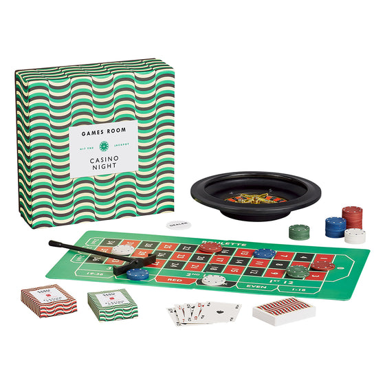 Casino Night Game Set
