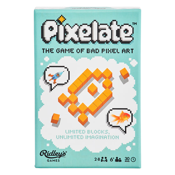 Pixelate Game