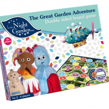 In The Night Garden Board Game