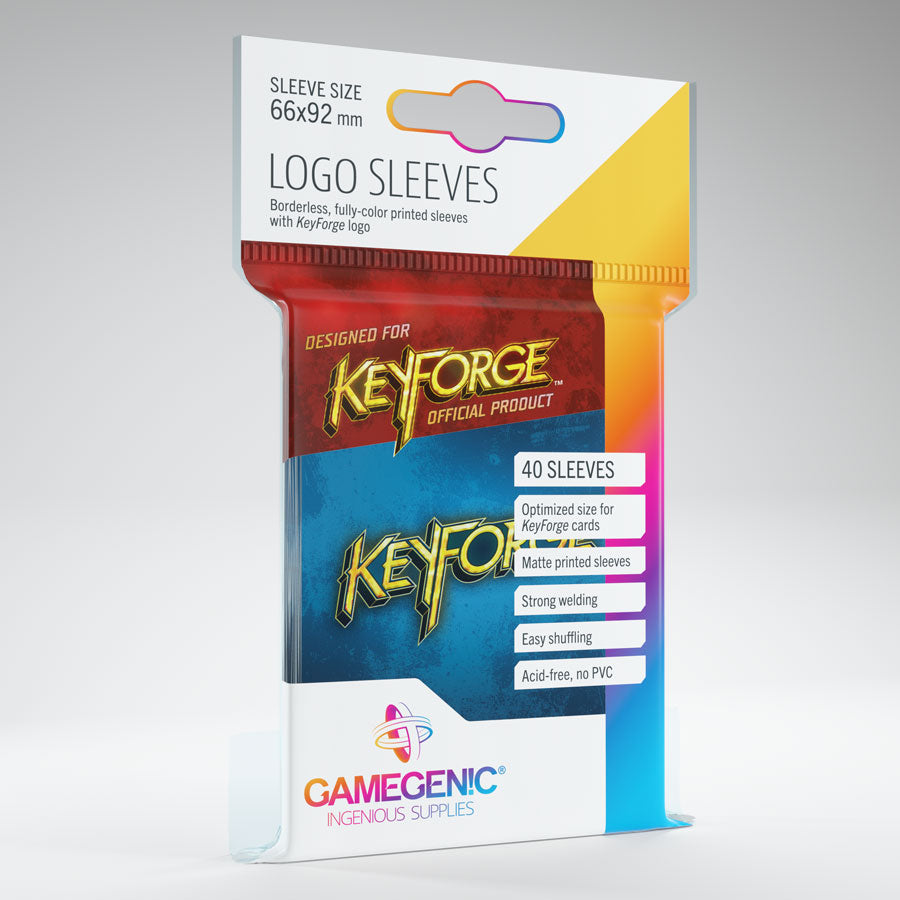 Gamegenic Keyforge Sleeves