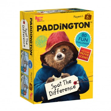 Paddington Spot The Difference Mini Game
