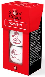 Rory's Story Cubes® Powers