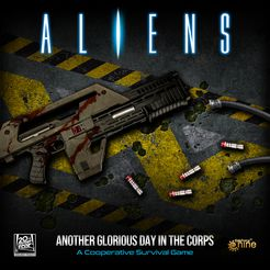 Aliens Board Game: Another Glorious Day In The Corps Preorder