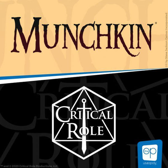 Munchkin: Critical Role Preorder