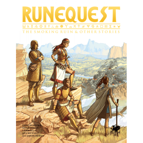 Runequest The Smoking Ruin & Other Stories