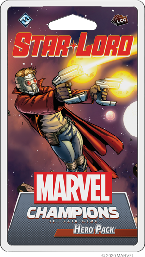 Starlord - Marvel Champions Pre-Order