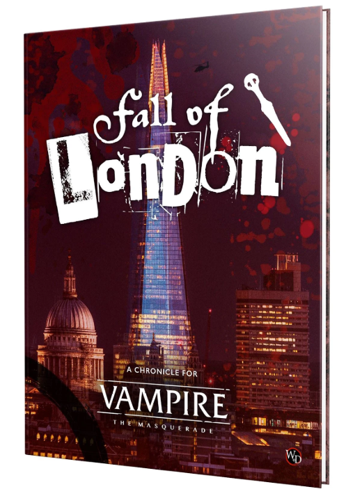 Vampire The Fall of London