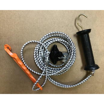 Bungy Gate Kit - Double Handles