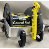 Mega Hybrid Twin Hook Geared Reel - 2640'