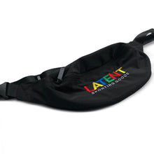 'Multi-Sport' Fezzy Bag - Black