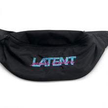 'London Goods' Fezzy Bag - Black