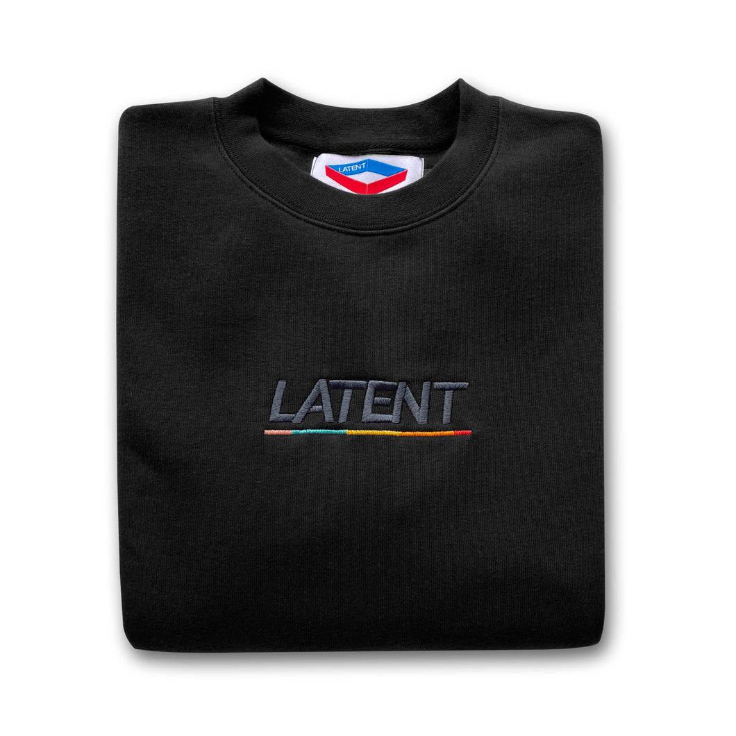 'Pantone' Sweatshirt - Black