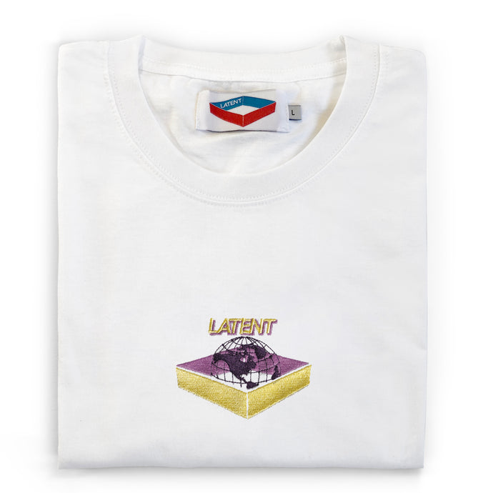 'Whose World?' Tee - White