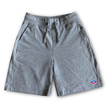 'Badge' Shorts - Grey