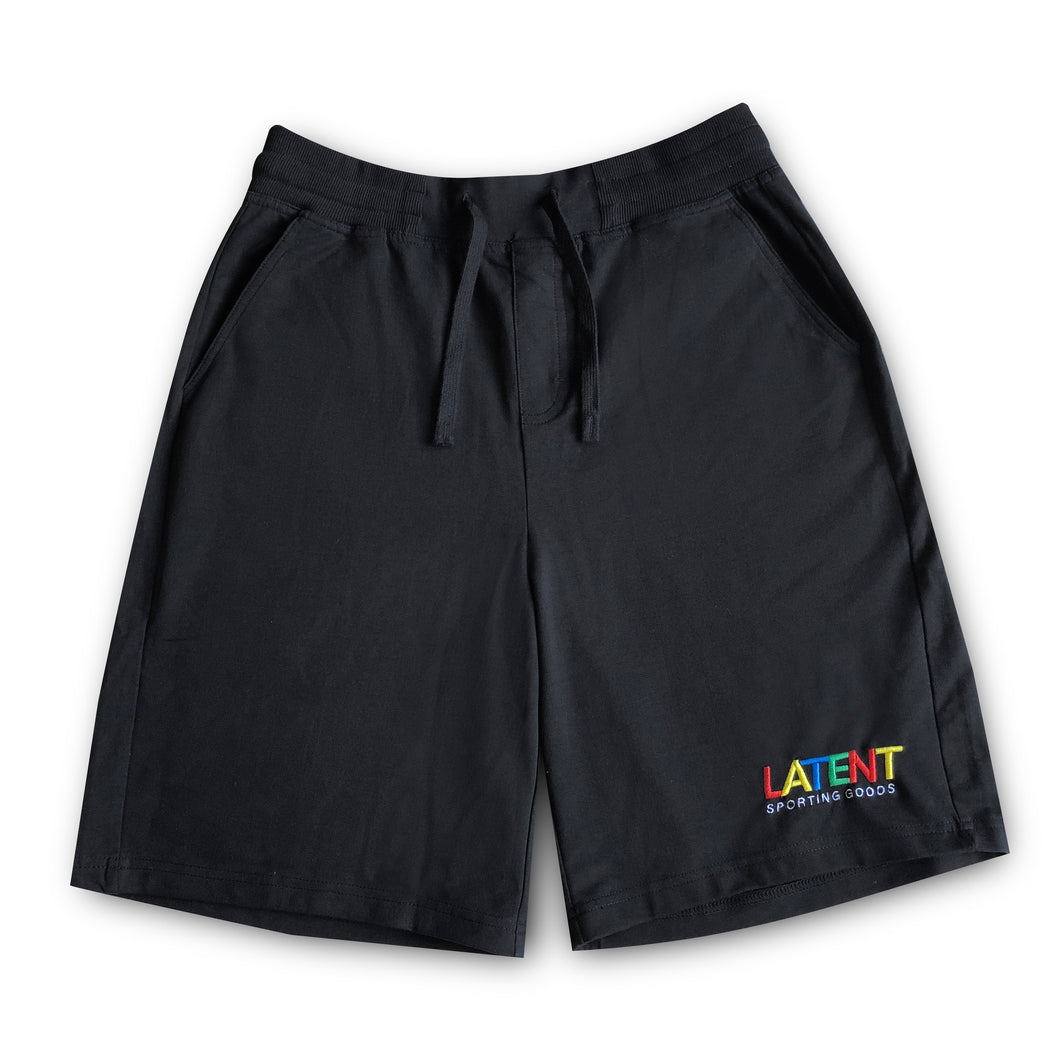 'Multi-Sport' Shorts - Black