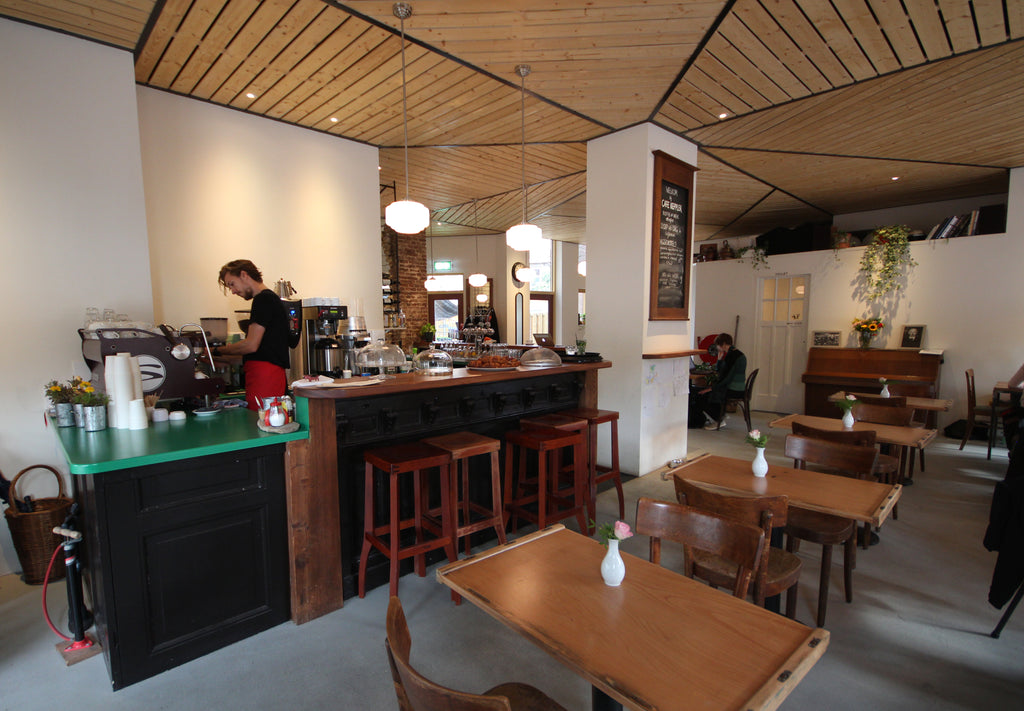 Cafe Keppler interieur