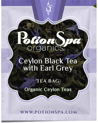 Ceylon Black Tea with Earl Grey Tea