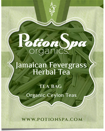 Jamaican Fevergrass Herbal Tea