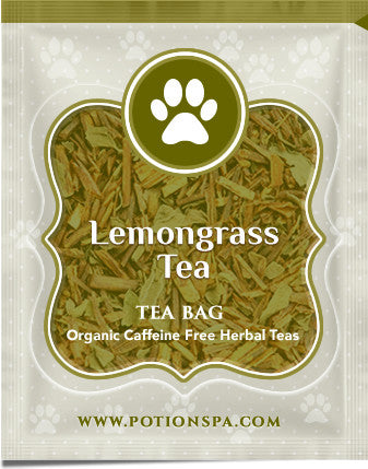 Lemongrass Tea (Caffeine Free)