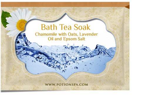 Chamomile Bath Tea Soak