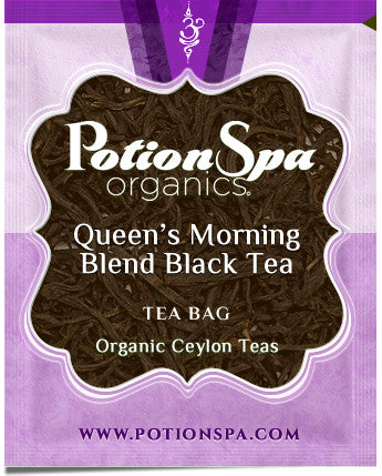 Ceylon Queen's Morning Blend Black Tea