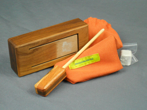 Turkey Season Turkey Call Scratch Box Handmade