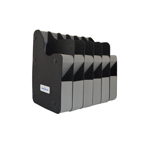 Benchmaster Six Gun Vertical Pistol Rack