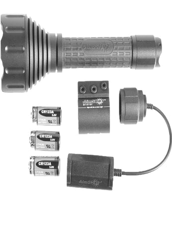 AimSHOT TX950 300 Lumen Cree LED Flashlight Kit with Mounts