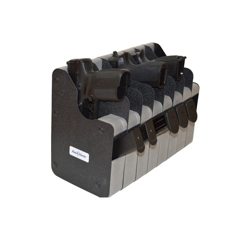 BenchMaster Eight Gun Vertical Pistol Rack