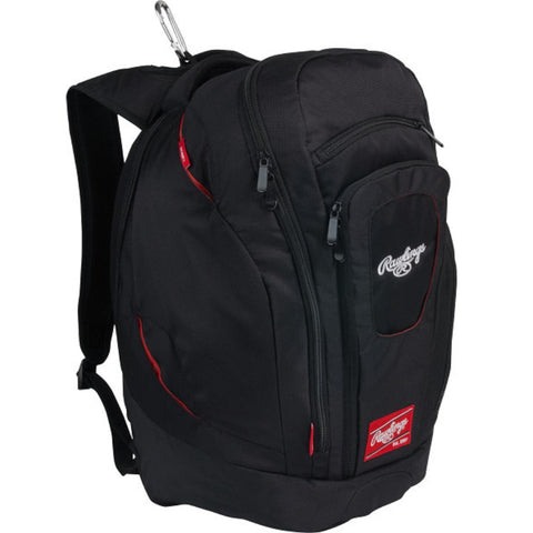 Rawlings Legend Pro Backpack - Black
