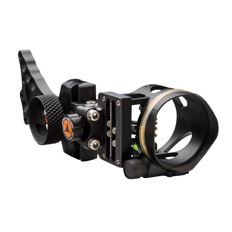 Apex Gear Covert Series 4 Pin 19 Bow Sight-Black