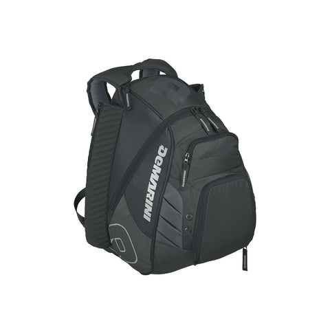 DeMarini Voodoo Rebirth Baseball Backpack-Black