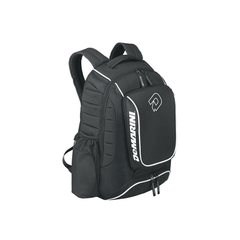 DeMarini Momentum Baseball Backpack-Black