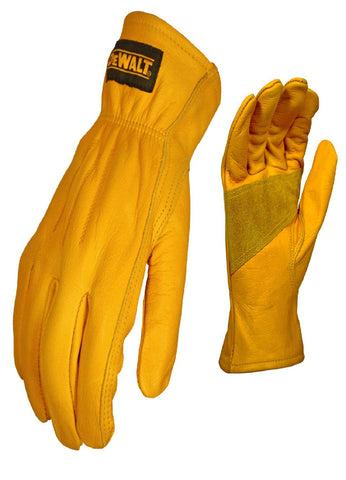 DeWalt Premium AB Grade Leather Cowhide Gloves - XLarge