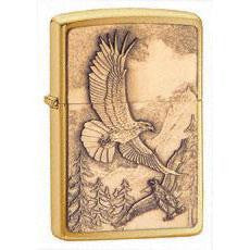Zippo Where Eagles Dare Emblem 20854