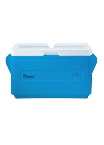 Coleman 25 Quart Party Stacker Cooler 24 Can Capacity Blue