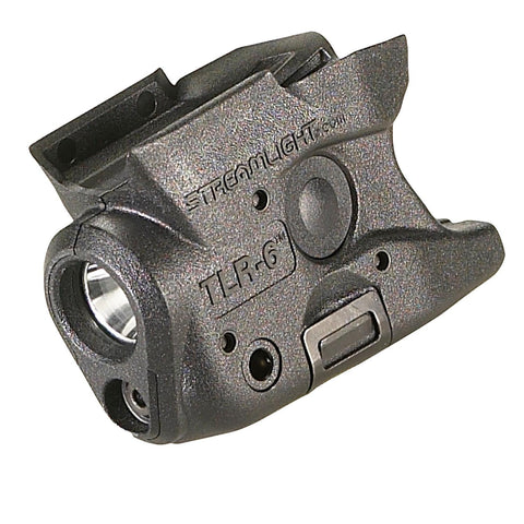TLR-6 Subcompact Gun Mounted Light w- Red Laser M&P Shield