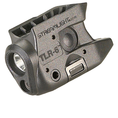 TLR-6 Subcompact Gun Mounted Light w-Red Laser Fits Kahr ARM
