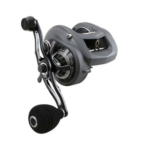 Komodo SS LowProfile Baitcasting Reel 6.3:1 Power Handle LH