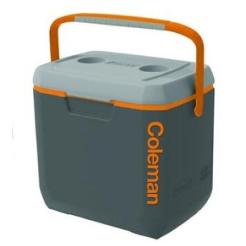 Coleman 28 Qrt Xtreme Drk Gry-Orng-Lt Gry Cooler 3000002008