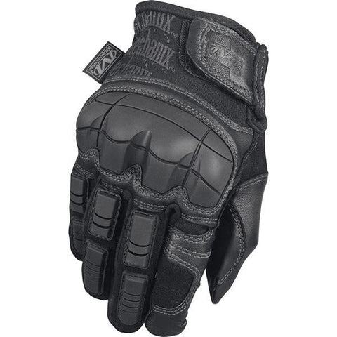 Breacher, Tactical Combat Glove, Black, X-Large