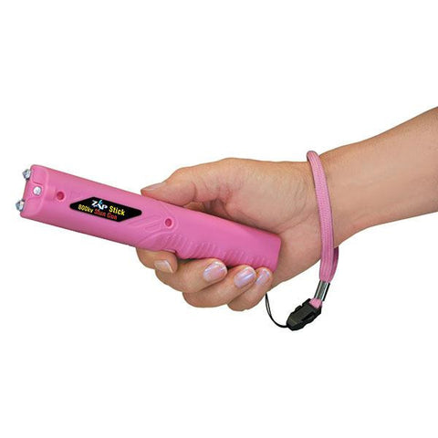 Zap Stick Extreme w-Light, Pink, 800,000 Volt