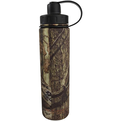 Eco Vessel Boulder Triple Insulated Water Bottle Camo 24 oz