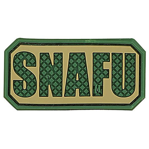 Maxpedition SNAFU Patch Arid