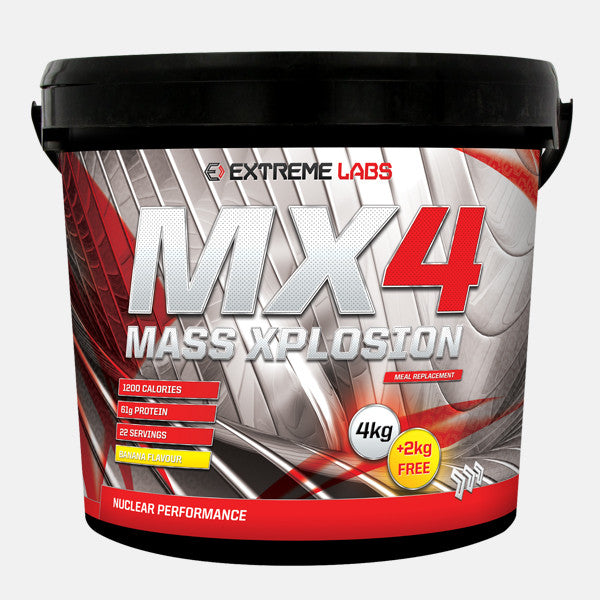 Extreme Labs Mx4 Mass Xplosion 6kg