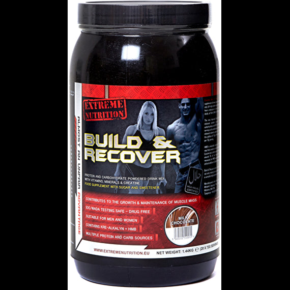 Extreme Nutrition Build & Recover 1.4kg