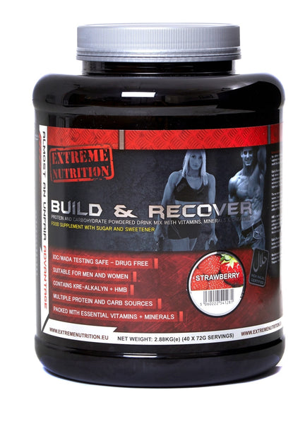 Extreme Nutrition Build & Recover 2.88kg